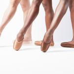 Des ballerines adaptées à ma couleur de peau